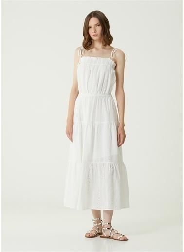 Lost Elbise Beyaz